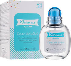 eau de toilette bebe klorane bébé eau de toilette for 50 ml notino co uk