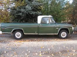 1970 D100 Dodge Sweptline Adventurer - (our
