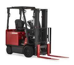 100 Raymond Lift Trucks Sit Down Forklift 4750 Counterbalanced Truck Sit Down Fork Truck