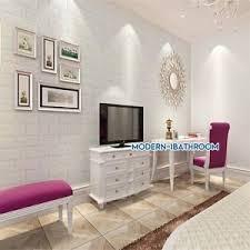 Image Is Loading 3D Foam Stone Peel Stick Wall Panels TV