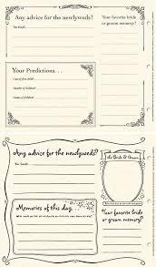 34 Best Dyi Printable Wedding Guest Book Alternative Templates