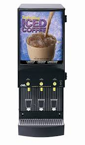 Amazon Wilbur Curtis Cafe Primo Iced Coffee System 3 Station 4 Lb Hoppers