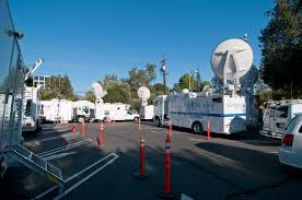 Media Trucks Descend On JPL – NASA's Mars Exploration Program Pmtv Sallite Uplink Trucks For Broadcast Live Streaming Trucks At The Coverage Of Timothy Mcveighs Exec Flickr Side Loader New Way The Best To Transmit Data In Really Wired 3d Rendering On Road With Path Traced By Stock Espn Gameday Truck Was Parked Nearby 2012 Us Presidential Primary Covering Coverage Tv News Broadcast Live With Antenna And Sallite Tv Truck Parabolic Frm N24 Channel Media Descend On Jpl Nasas Mars Exploration Program Rear View Of White Television Multiple