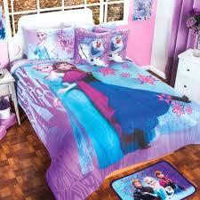 Disney Frozen Bedding Set Twin Size Full Bed forter Walmart