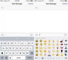 How to Enable the Emoji Keyboard on the iPhone iOS 9