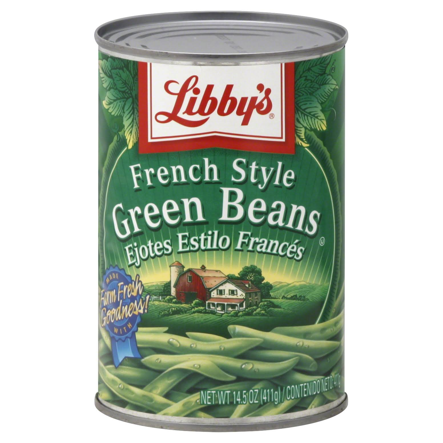 Libby's French Style Green Beans - 14.5oz