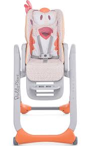 Chicco High Chair Polly by Polly 2 Start Glacial High Chair