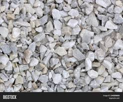 PowerPoint Template With Texture Pattern Background Marble Chips For Landscaping Pebbles Close Up