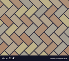 Wooden Floor Tile Seamless Pattern Vector Image
