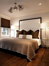 Headboard Lights South Africa by Bedroom White Tufted Headboard With Dresser And Elegant Wall