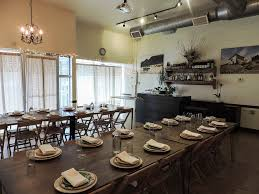 The Calico Room Private Event Space Was Opened In 2014 By Adam Jackie Sappington Chef Owners Of Country Cat Dinner House Bar