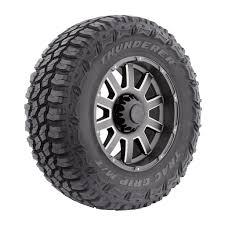 35X12.50R20 Thunderer TRAC GRIP M/T 121Q Mud Tire – Buy Wheels Today