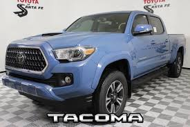 New 2019 Toyota Tacoma TRD Sport Double Cab 6' Bed V6 AT In Santa Fe ... Preowned 2017 Toyota Tacoma Trd Sport Crew Cab Pickup In Lexington 2wd San Truck Waukesha 23557a 2018 Charlotte Xr5351 Used With Lift Kit 4 Door New 2019 4wd Boston Gloucester Grande Prairie Alberta Sport 35l V6 4x4 Double Certified 2016 Escondido