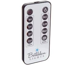 Qvc Bethlehem Lights Christmas Tree Recall by Bethlehem Lights Touch Candle Remote Control Page 1 U2014 Qvc Com