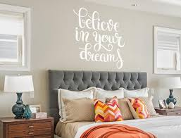 wandtattoo englische sprüche believe your dreams sprüche deko wohnraum zitate text englischer spruch wörter