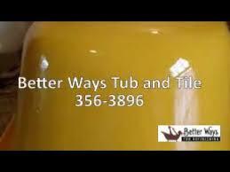 Bathtub Refinishing Saint Louis by Bathtub Refinishing Bangor Best Tub Refinishing Bangor Youtube