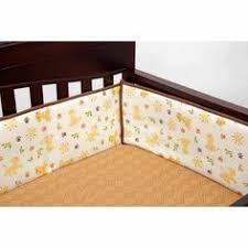 Disney Baby Bedding Lion King Portable Crib Bumper