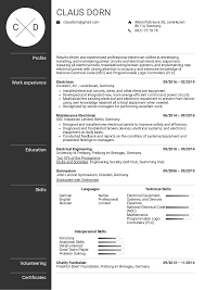 Resume Examples By Real People: Electrician Resume Example | Kickresume Iti Electrician Resume Sample Unique Elegant For Free 7k Top 8 Rig Electrician Resume Samples Apprenticeship Certificate Format Copy Apprentice Doc New 18 Electrical Cv Sazakmouldingsco Samples Templates Visualcv Pdf Valid Networking Plumber Jameswbybaritonecom Journeyman Industrial Sample Resumepanioncom Velvet Jobs