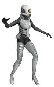 Prototype Female Combine Sniper Hl2proto Fassassin1 Hl2survivor