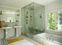 Beige Bathroom Tile Ideas by Floor Tile Designs Bathroom Traditional With Beige Bathroom Vanity