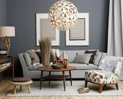 die graue wandfarbe im wohnzimmer top trend für 2015 sofa