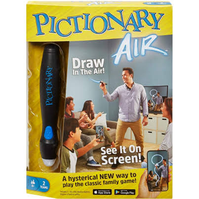 Pictionary Air Board Games