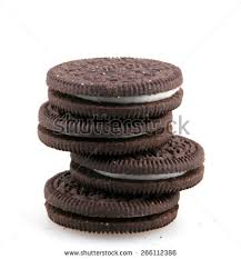 AYTOS BULGARIA APRIL 03 2015 Oreo isolated on white background Oreo