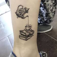 25 Trending Literary Tattoos Ideas On Pinterest