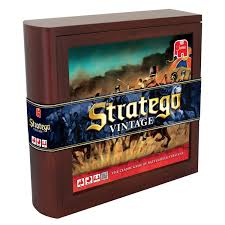 Stratego Vintage Stratergy Game