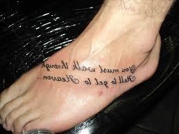 Small Bible Verse Tattoos On Foot Tattoo Danielhuscroftcom Cross Christian