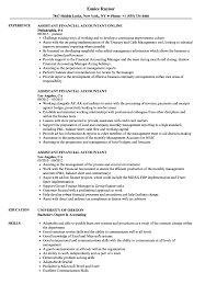 Assistant Financial Accountant Resume Samples | Velvet Jobs Fund Accouant Resume Digitalprotscom Accounting Sample And Complete Guide 20 Examples Free Downloadable Templates 30 Top Reporting Samples Marvelous 10 Thatll Make Your Application Count Cv For Accouants Senior Rumes Download Format Cover Letter Best Of 5 Template Luxury Staff Elegant Awesome