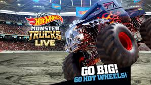 Hot Wheels Monster Truck Live In Memphis, TN - Tennessee Vacation