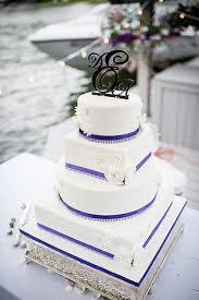 Dianas Purple Round Square Wedding