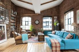 100 Pent House In London Dustrial Style Penthouse With Exposed Brick Walls In