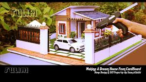 100 Design Ideas For Houses Top 5 Miniature With DIY How To Make Beautiful DollHouse By SuliAi