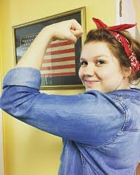 Rosie The Riveter Spirit Halloween by Rosie The Riveter Costume Diy Halloween Photos