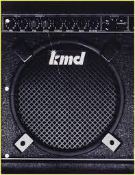 Kaman KMD Amps Catalog