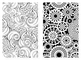 Amazon Pocket Posh Adult Coloring Book Pretty Designs For Relaxation Pages