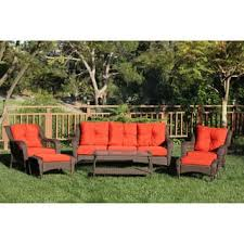 Conversation Sets Patio Furniture size 6 piece sets patio furniture shop the best outdoor seating