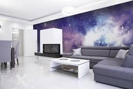 kosmischer ausflug fototapete fürs wohnzimmer wohnzimmer