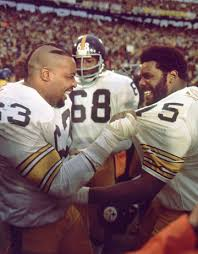 Pittsburgh Steelers Iron Curtain Defense by Recounting The Bond Among Joe Greene And His Steel Curtain