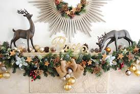 Creating A Rustic And Eclectic Christmas Decor