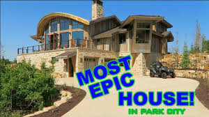 Halloween Park City Utah by Part 2 Most Epic House In The Park City Parade Of Homes 2017