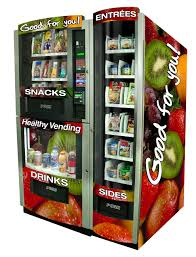 Healthy Office Snacks Ideas by Healthy Vending Machine Right At Your Convenience Healthy
