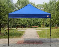 AbcCanopy 10x10 King Kong Royal Blue Canopy Instant Shelter Outdor