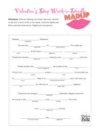 Halloween Mad Libs by 25 Fun Valentine U0027s Day Games U0026 Activities For Kids Valentines