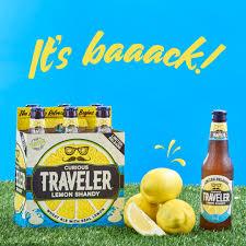 Travelers Pumpkin Beer by Blog Traveler Beer Company