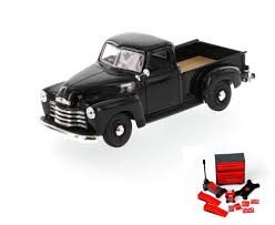 Diecast Car & Mechanic Set Package - 1950 Chevy 3100 Pickup Truck ... 1956 Ford F100 Pickup Truck 124 Scale American Classic Diecast World Famous Toys Diecast Trucks F150 F 1953 Car Package Two 143 Scale 2016f250dhs Colctables Inc New 1940 Black 125 Model By First Chevrolet Chevy 2017 Dodge Ram 1500 Mopar Offroad Edition Hobby 1992 454 Ss Off Road Danbury Mint For 1973 Ranger Red White 118