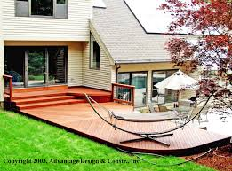 Deck Scrub Brush Home Depot by Eight Tips For Maintaining Your Mahogany Deck U2013 Suburban Boston