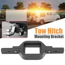 Universal Car Tow Hitch Light Mounting Bracket For Dual LED Backup ...